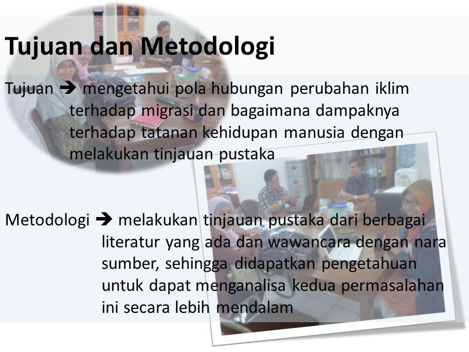 Tujuan dan Metodologi