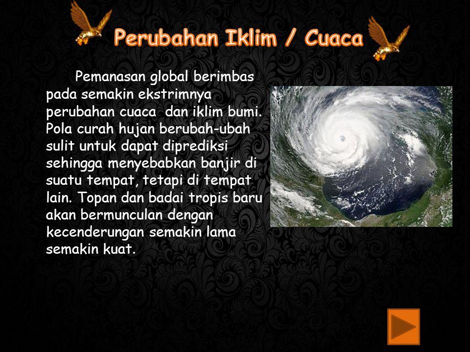 Perubahan Iklim / Cuaca