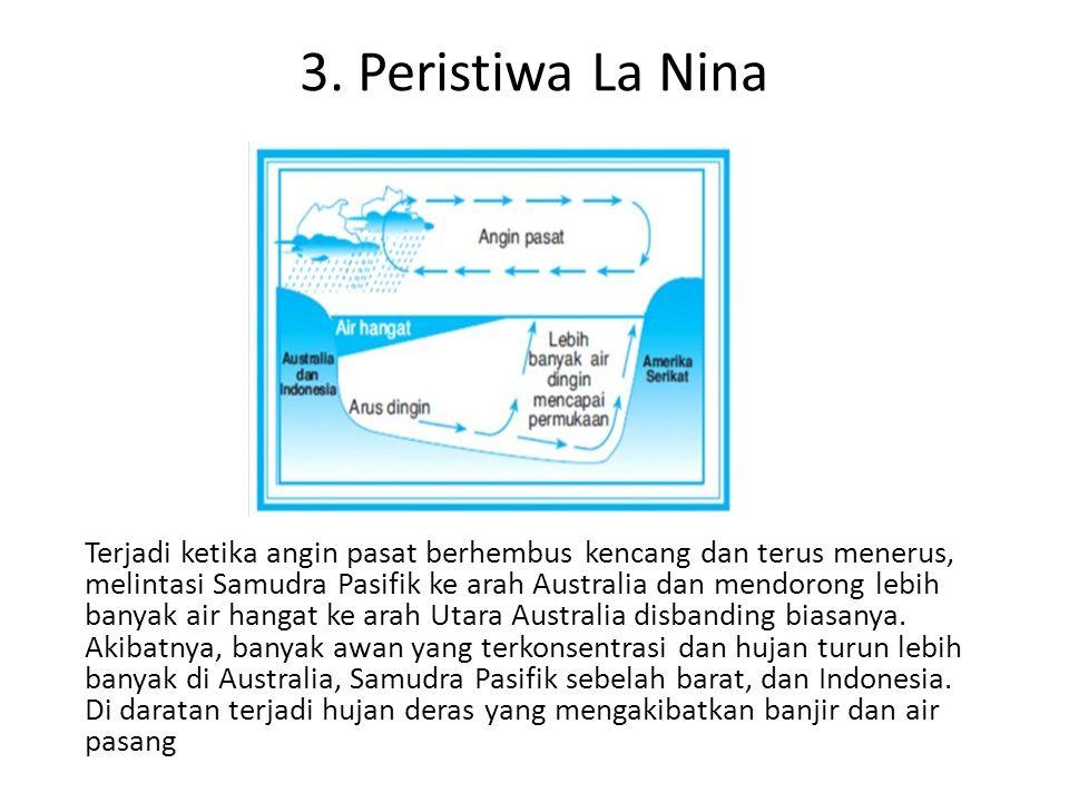 3. Peristiwa La Nina