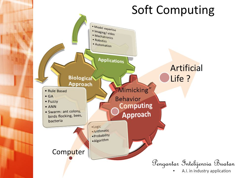 Soft Computing Computing Approach Computer Mimicking Behavior