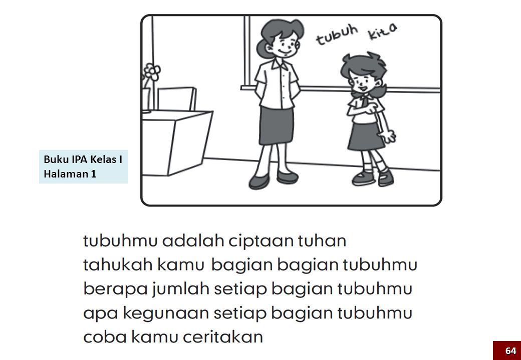 Buku IPA Kelas I Halaman 1 64