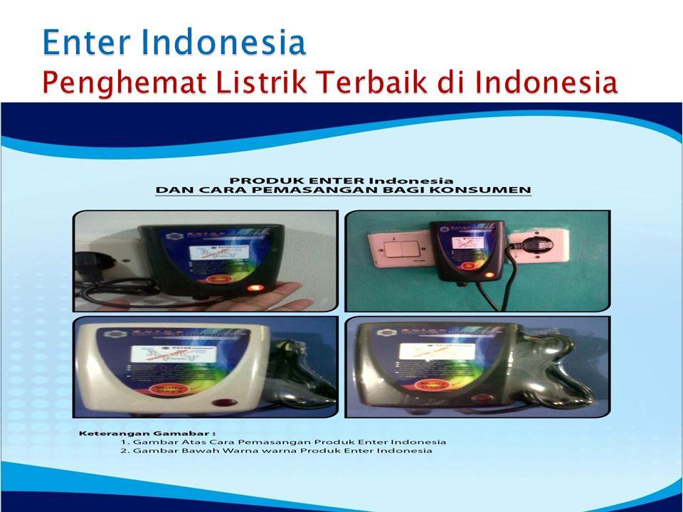 Enter Indonesia Penghemat Listrik Terbaik di Indonesia