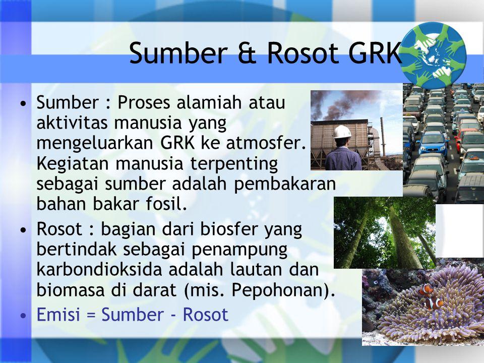 Sumber & Rosot GRK
