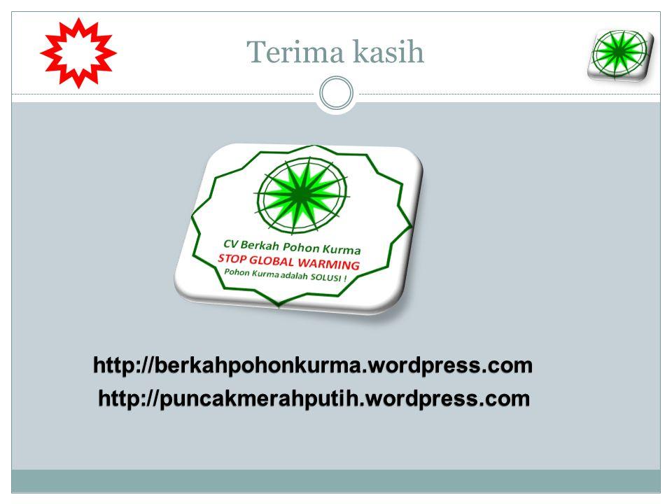 Terima kasih http://berkahpohonkurma.wordpress.com