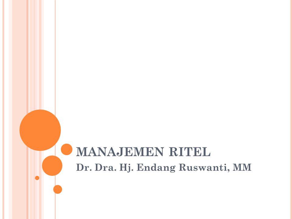 Dr. Dra. Hj. Endang Ruswanti, MM