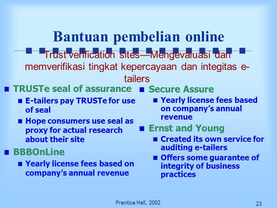 Bantuan pembelian online