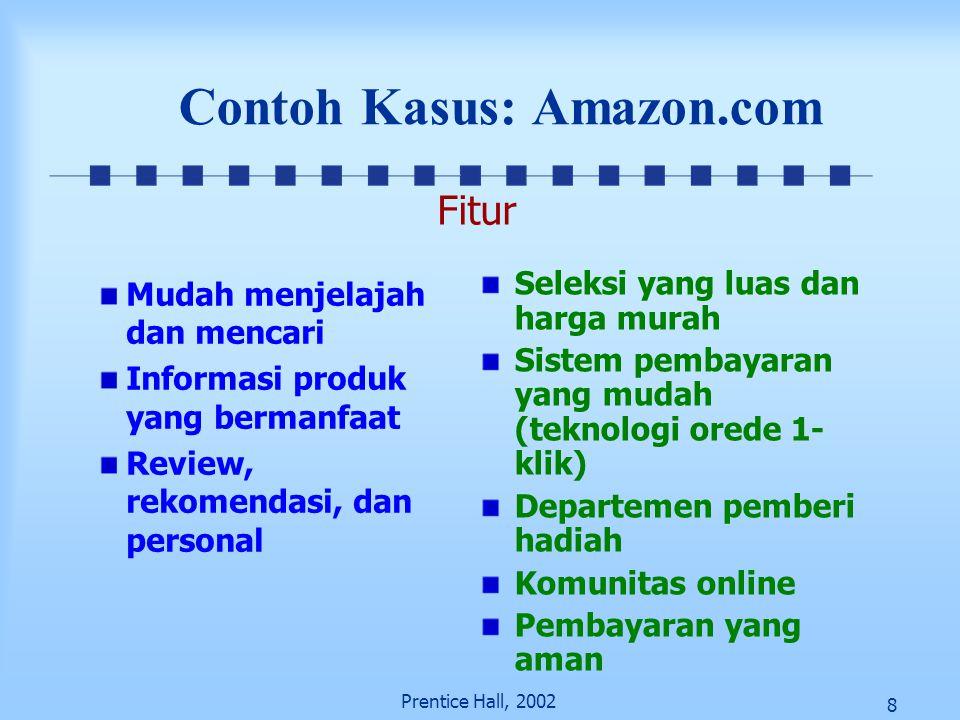 Contoh Kasus: Amazon.com