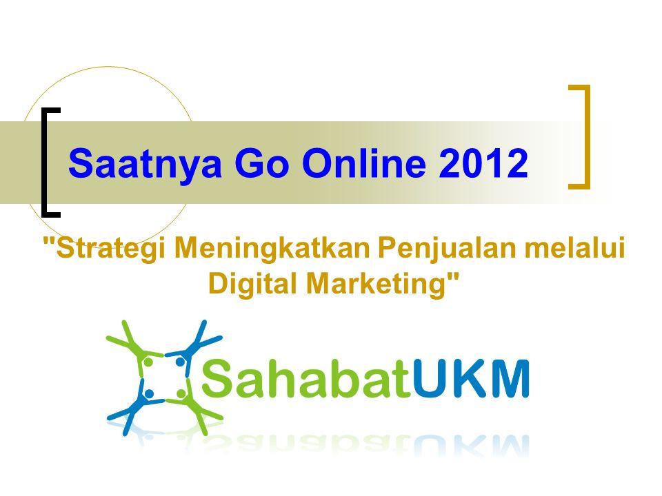 Strategi Meningkatkan Penjualan melalui Digital Marketing
