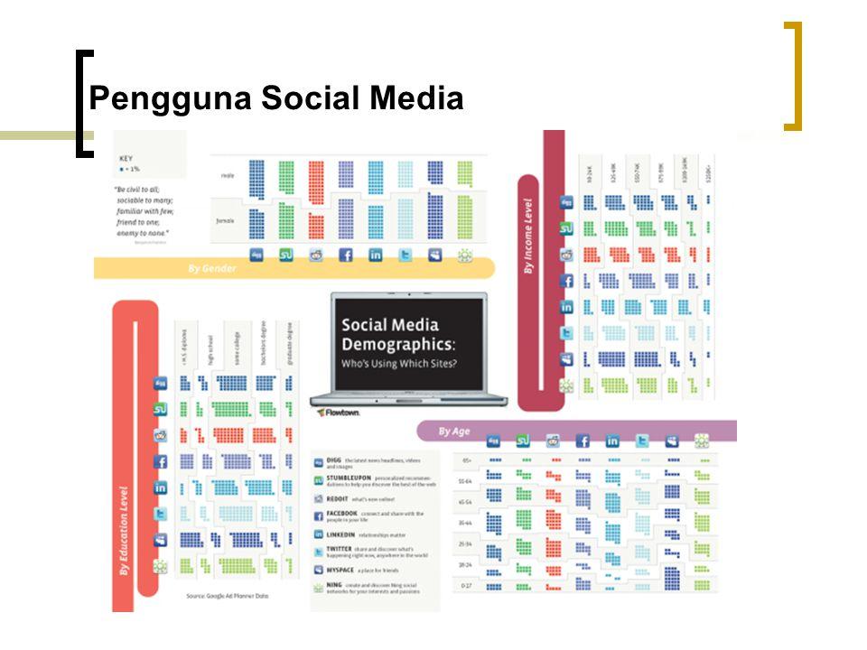 Pengguna Social Media
