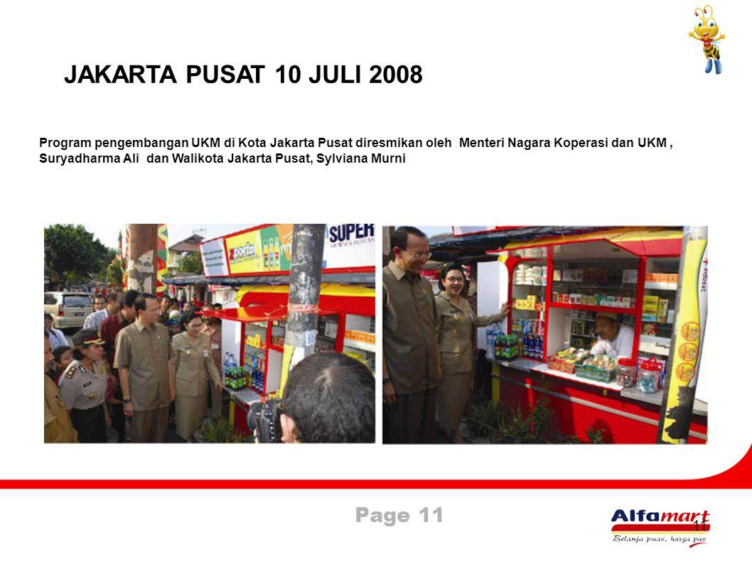 JAKARTA PUSAT 10 JULI 2008
