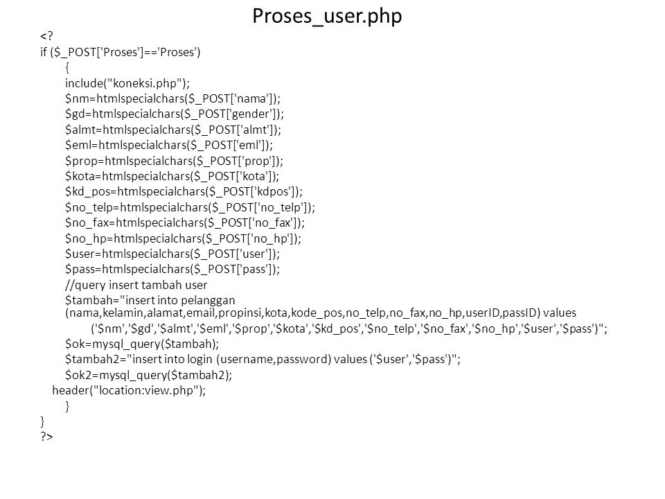 Proses_user.php