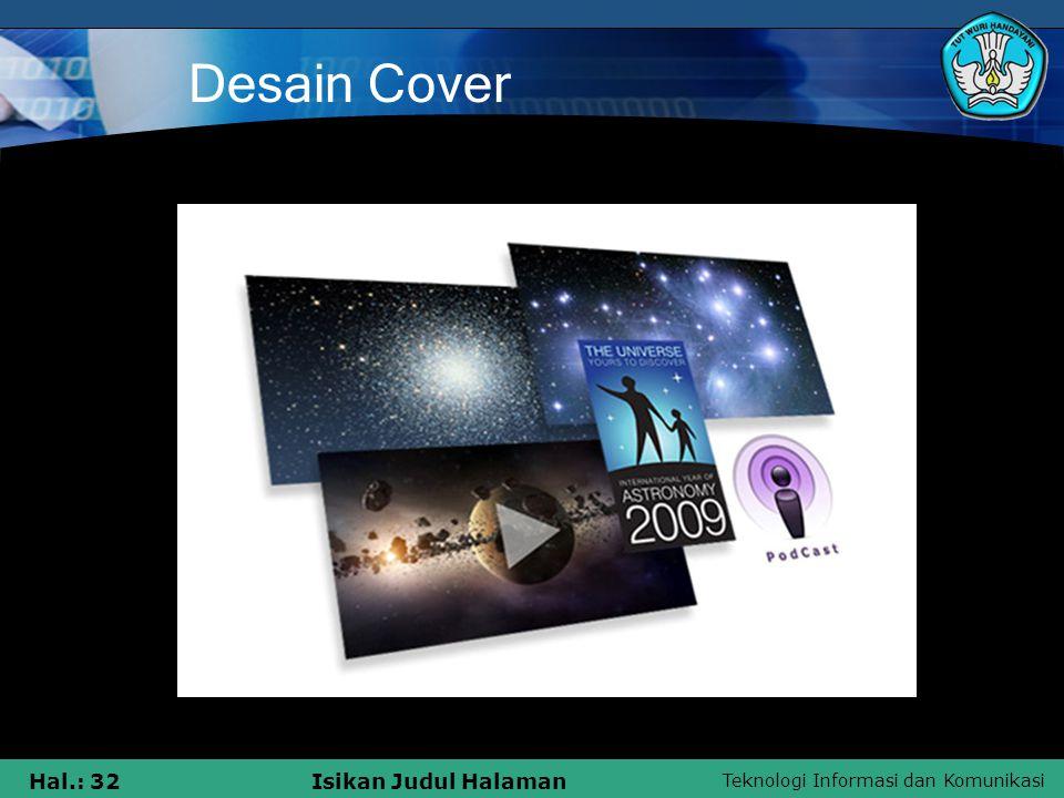 Desain Cover