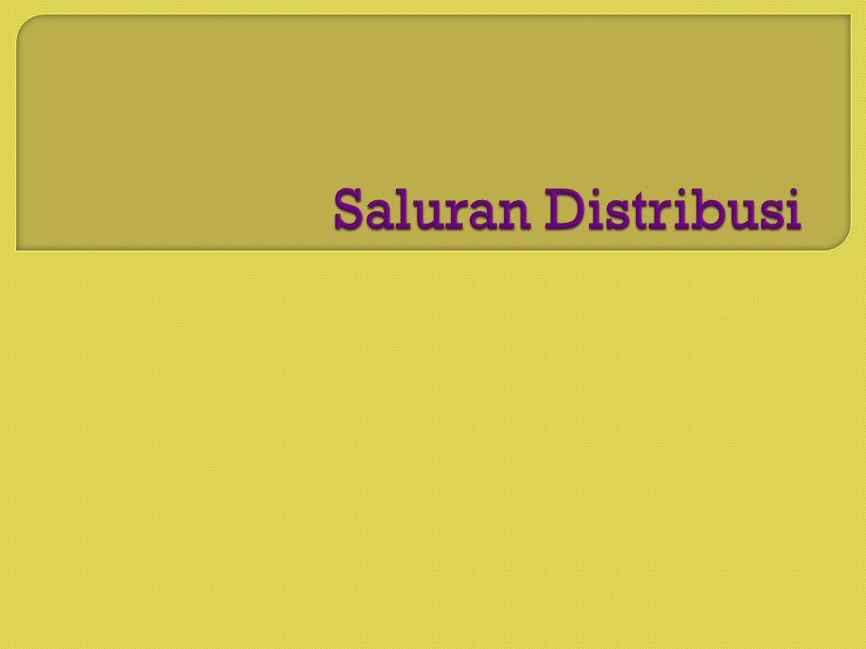 Saluran Distribusi