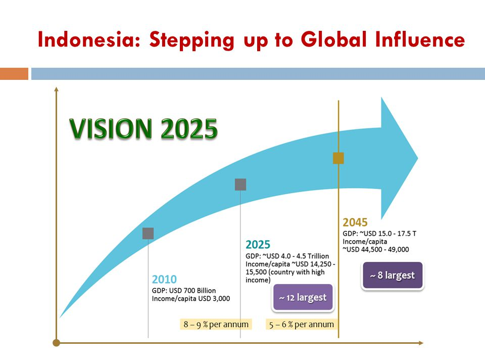 Indonesia: Stepping up to Global Influence