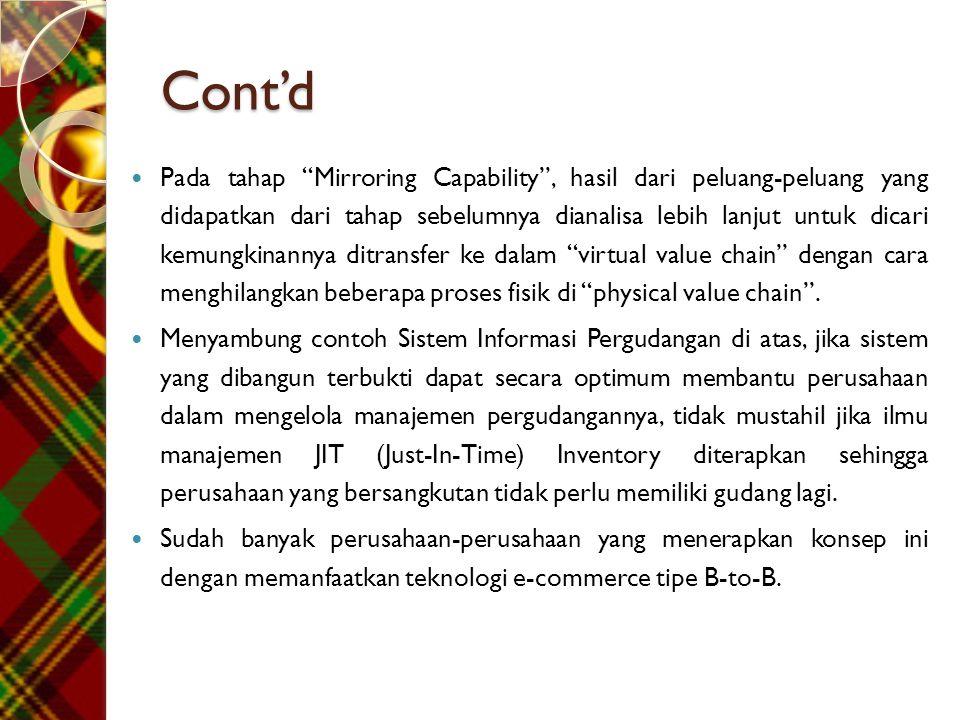 Cont'd