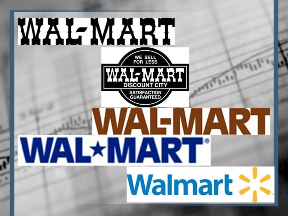 1981 - 1992 Setelah hampir 20 tahun, perusahaan perlu meletakkan rasa penyegaran logo dan memperkenalkan tampilan baru untuk Walmart.