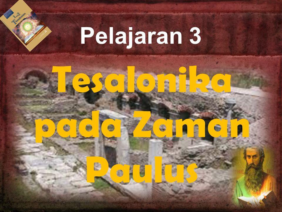 Tesalonika pada Zaman Paulus