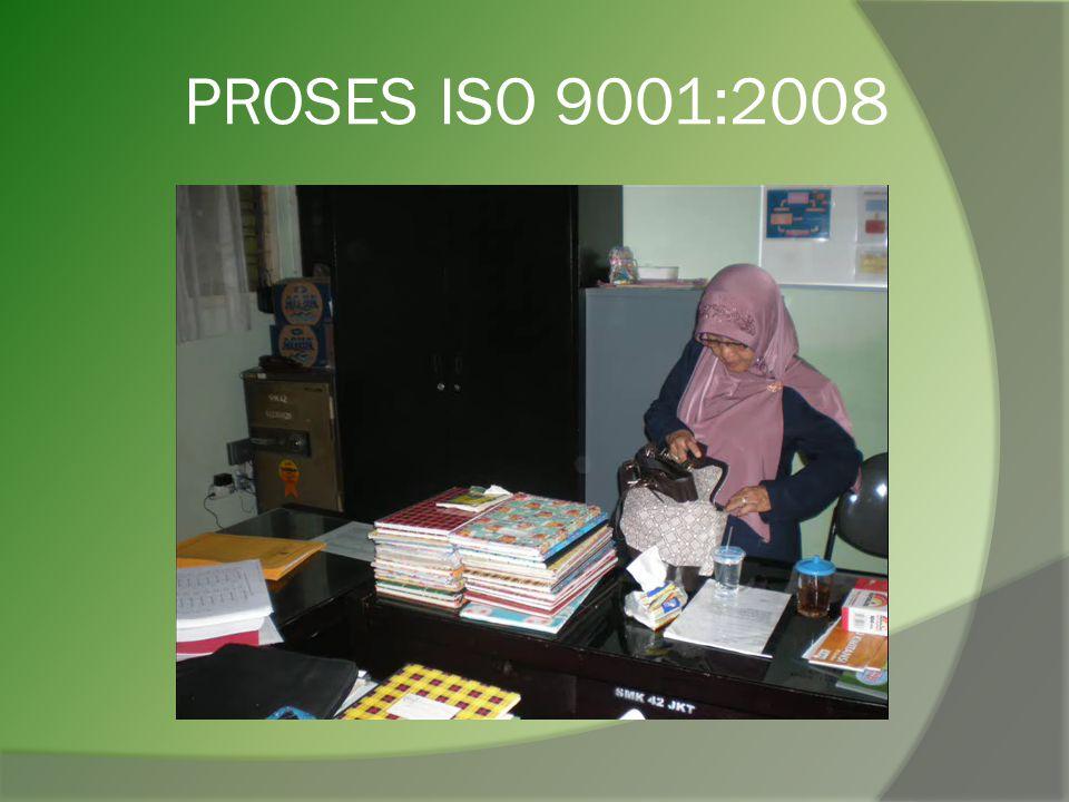 PROSES ISO 9001:2008