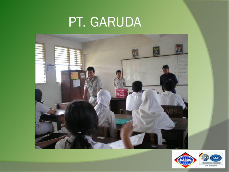 PT. GARUDA