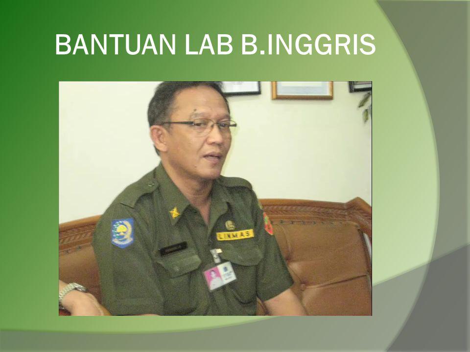 BANTUAN LAB B.INGGRIS