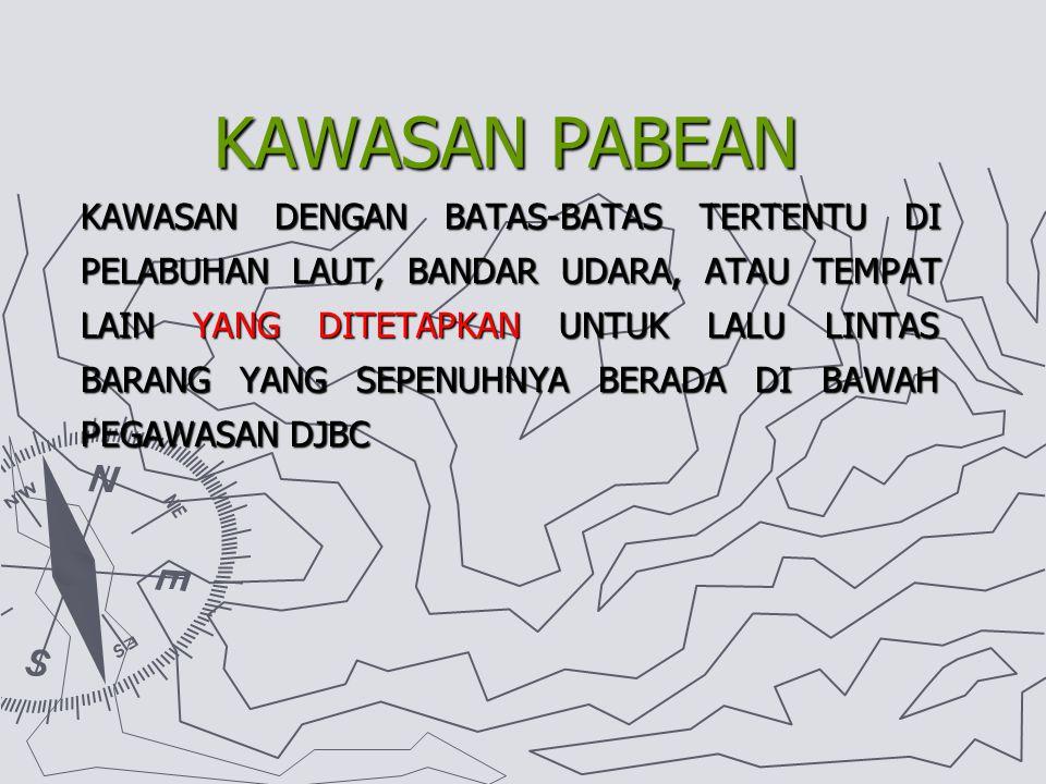 KAWASAN PABEAN