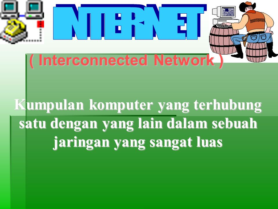 ( Interconnected Network )