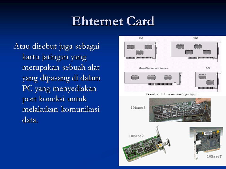 Ehternet Card
