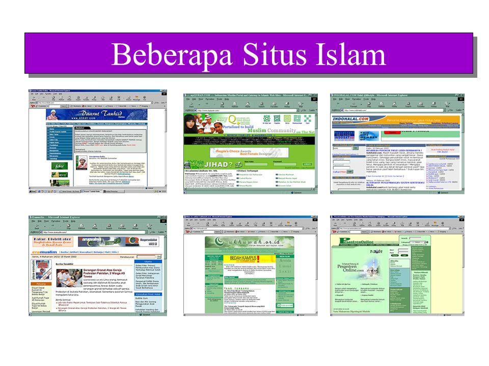 Beberapa Situs Islam