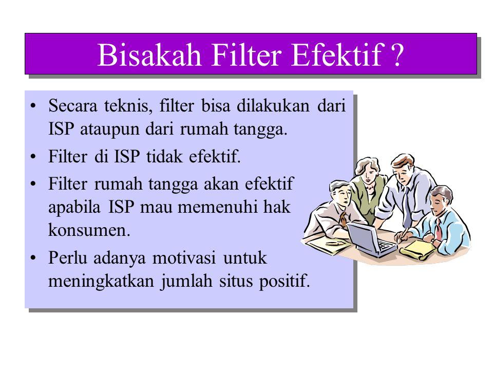 Bisakah Filter Efektif