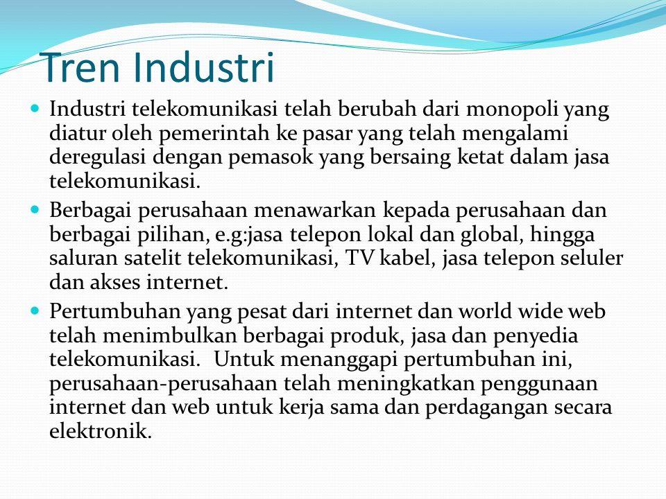 Tren Industri