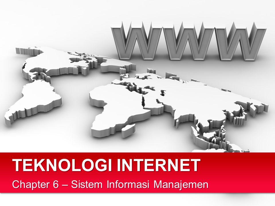 Chapter 6 – Sistem Informasi Manajemen