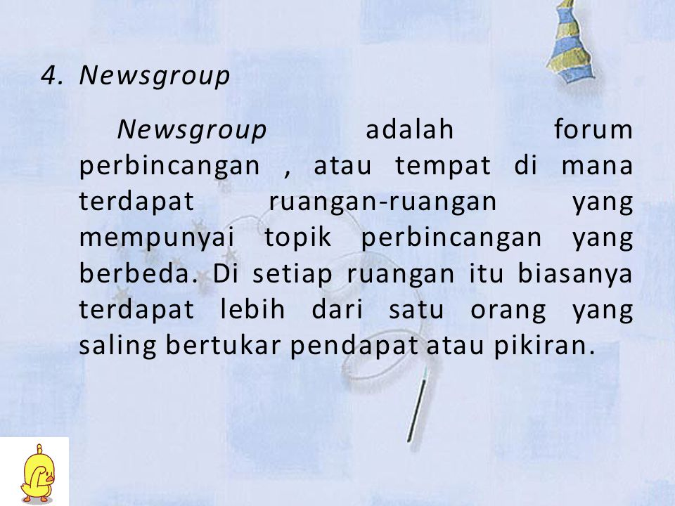 Newsgroup