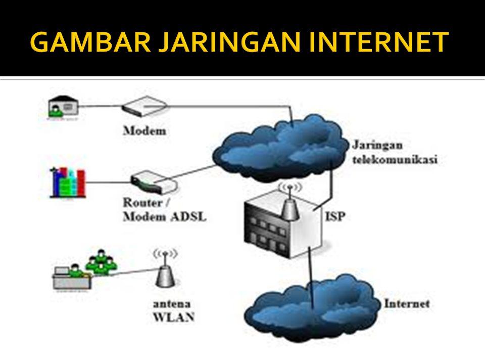 GAMBAR JARINGAN INTERNET
