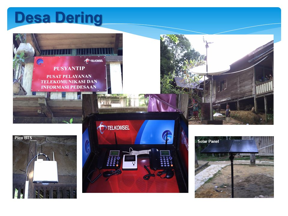 8/12/2009 Desa Dering Pico BTS Solar Panel