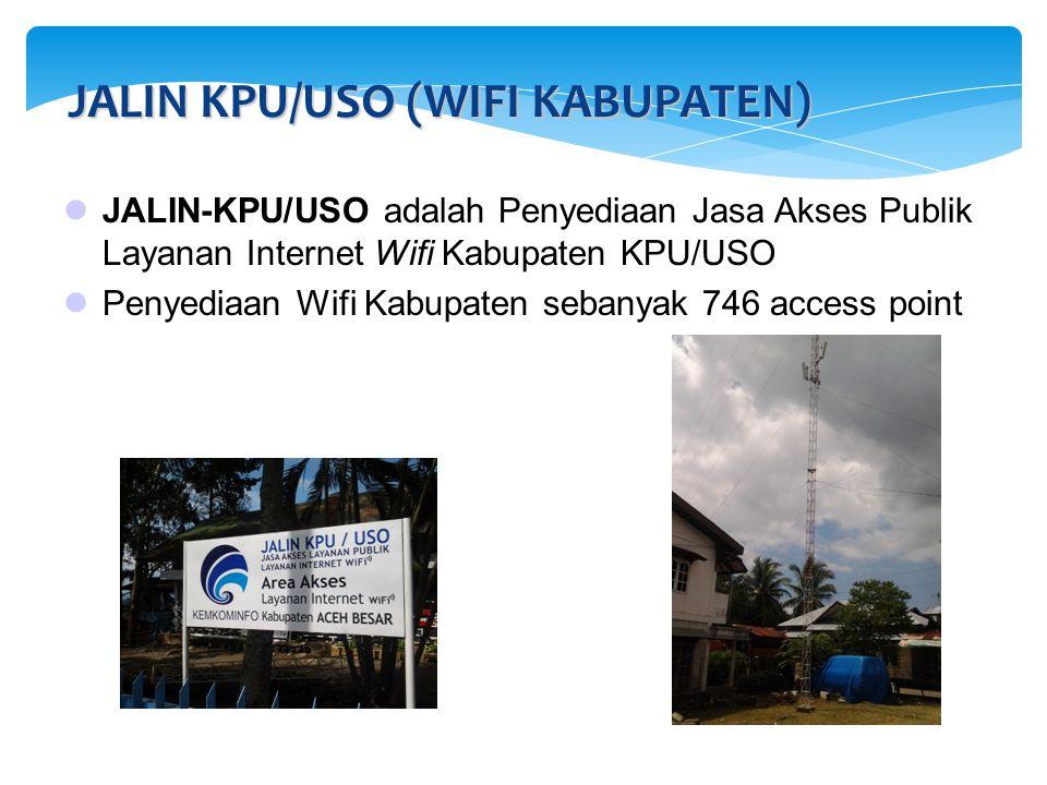 JALIN KPU/USO (WIFI KABUPATEN)
