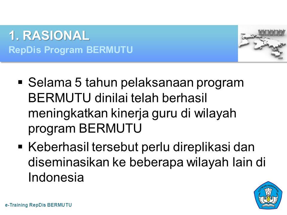 1. RASIONAL RepDis Program BERMUTU.