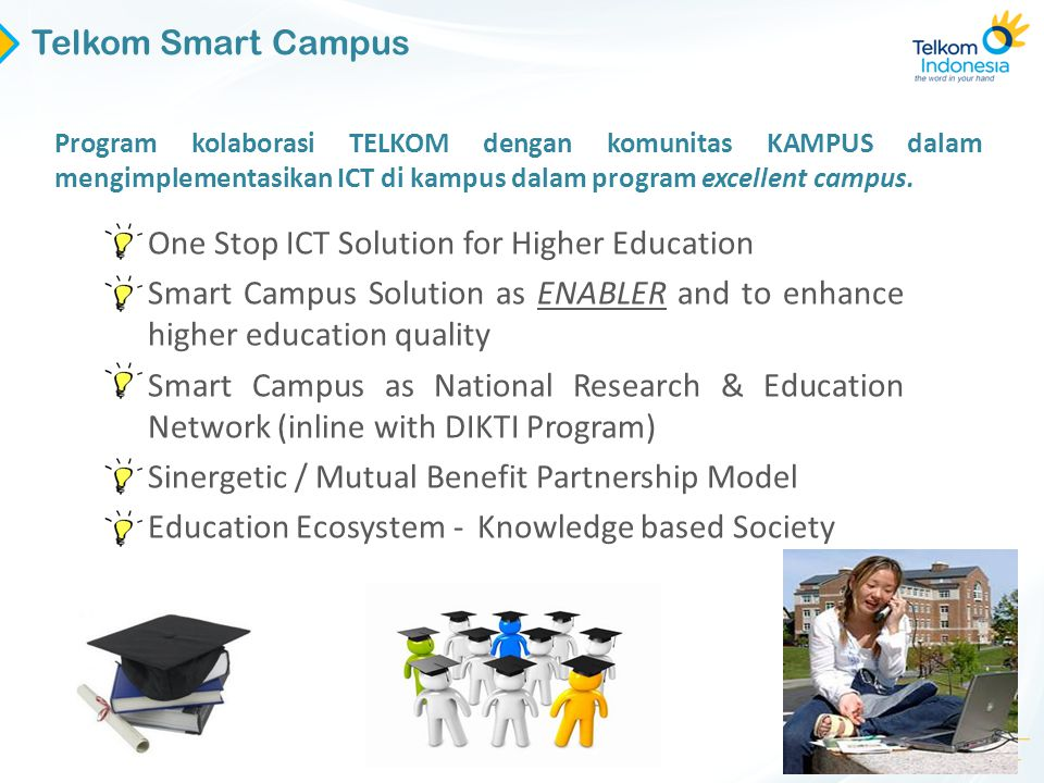 One Stop ICT Solution for Higher Education