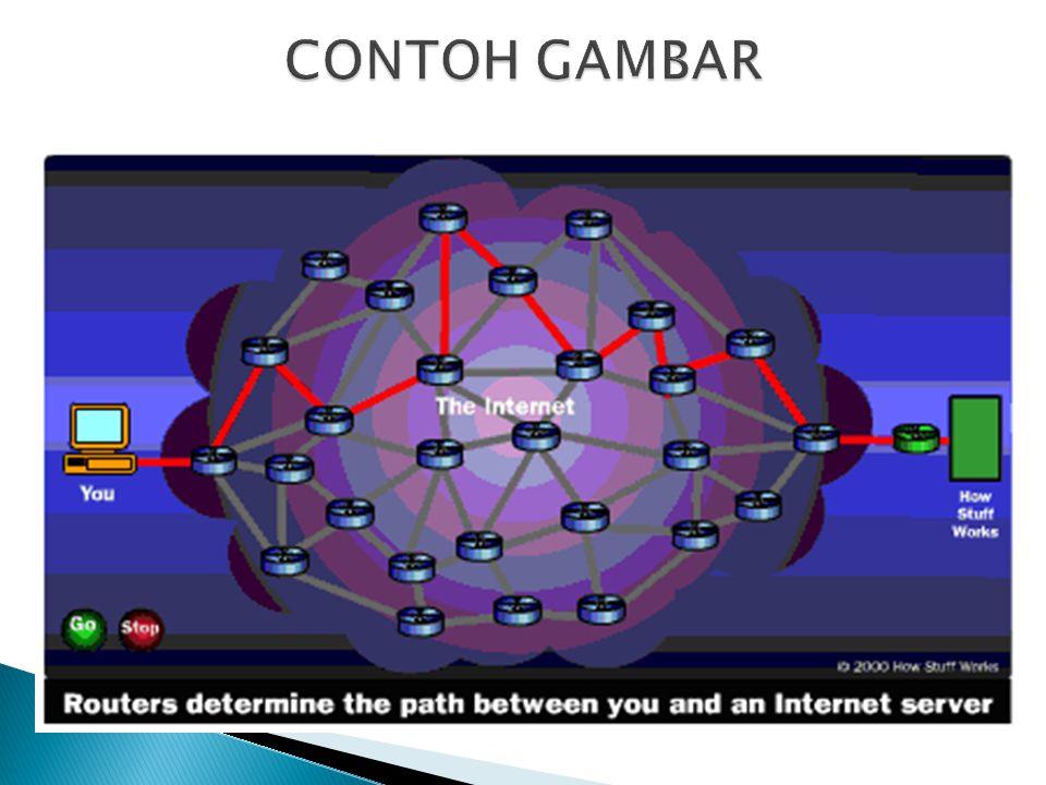 CONTOH GAMBAR