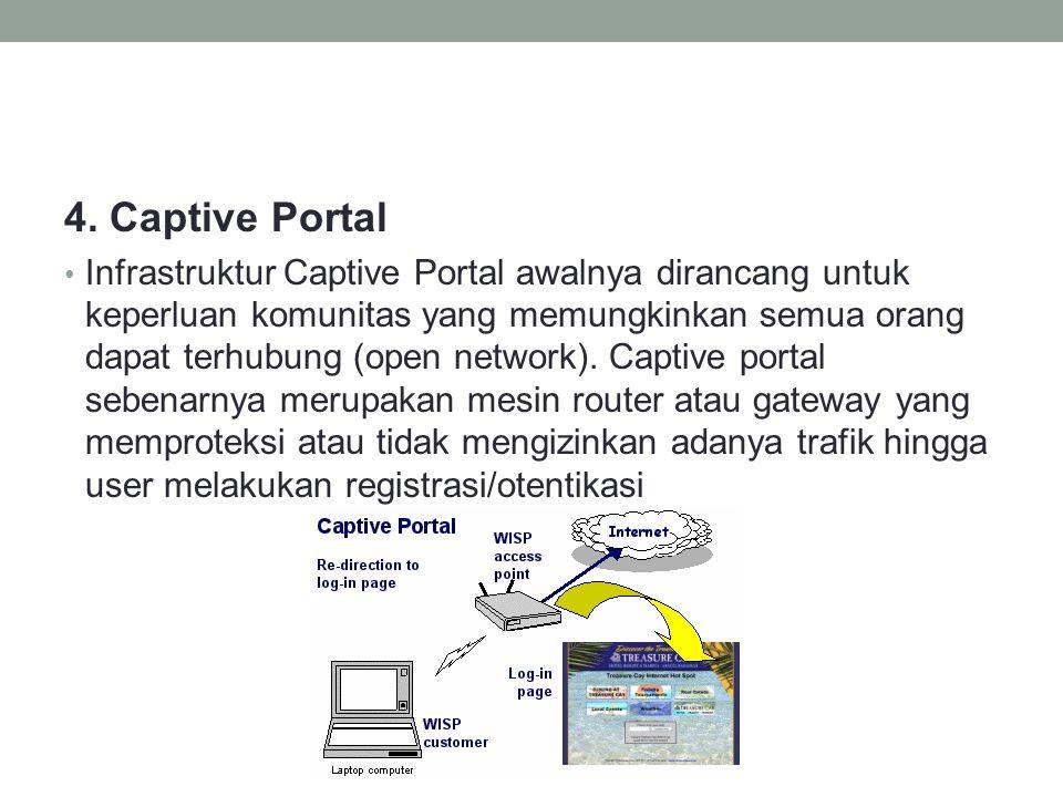 4. Captive Portal