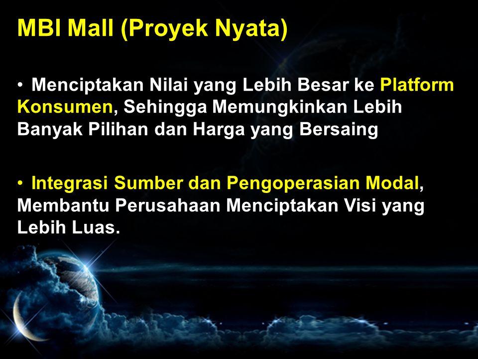MBI Mall (Proyek Nyata)