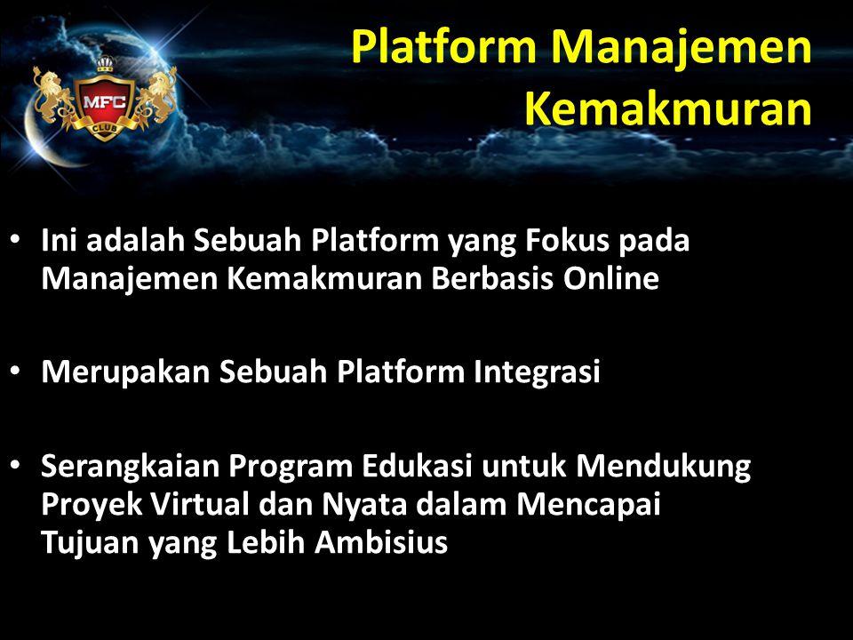 Platform Manajemen Kemakmuran