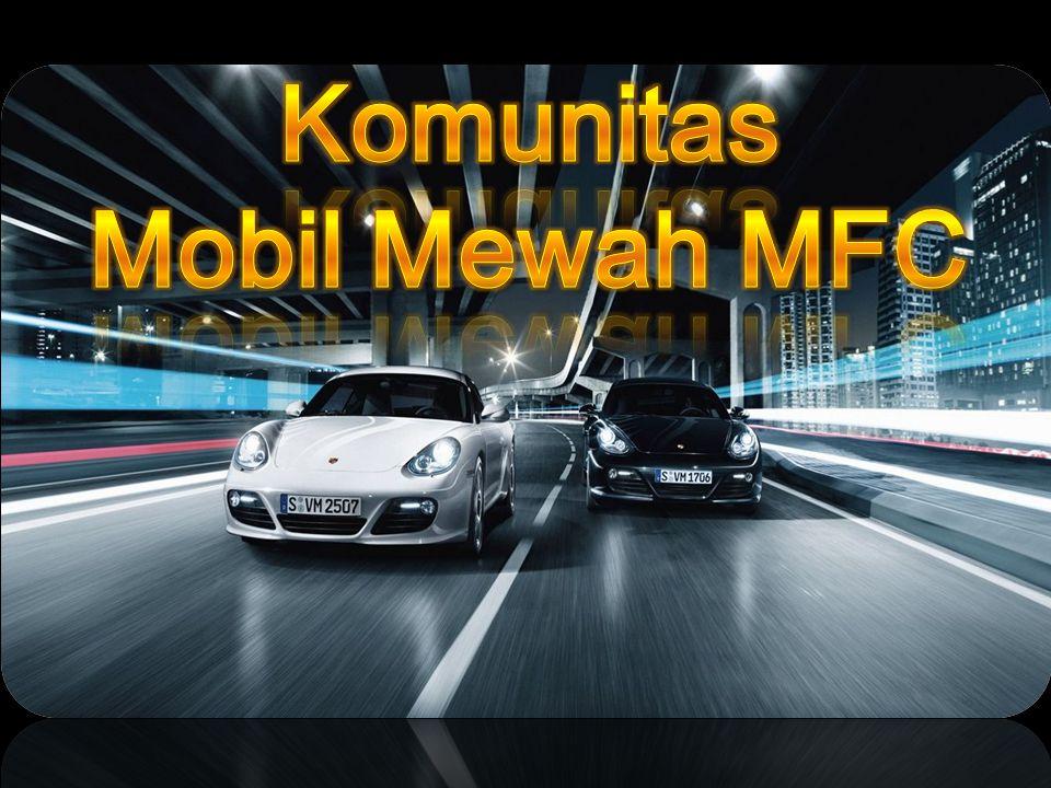 Komunitas Mobil Mewah MFC