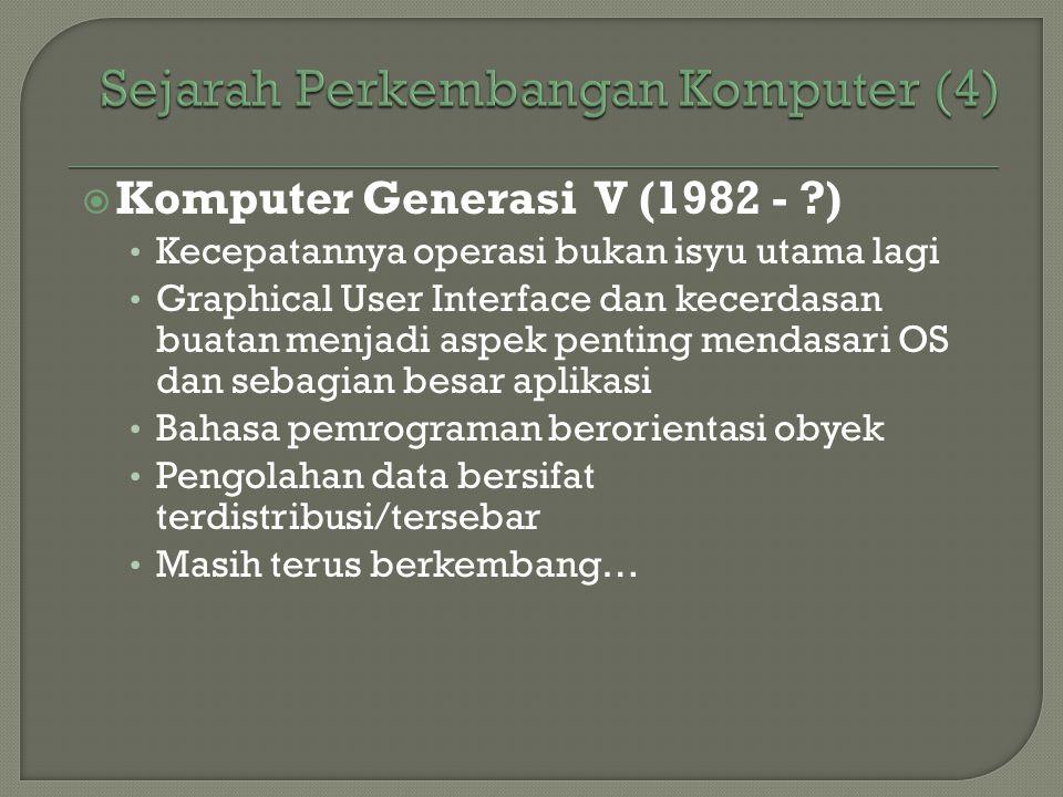 Sejarah Perkembangan Komputer (4)