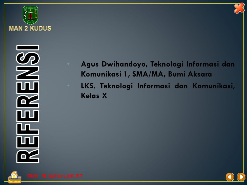 Agus Dwihandoyo, Teknologi Informasi dan Komunikasi 1, SMA/MA, Bumi Aksara