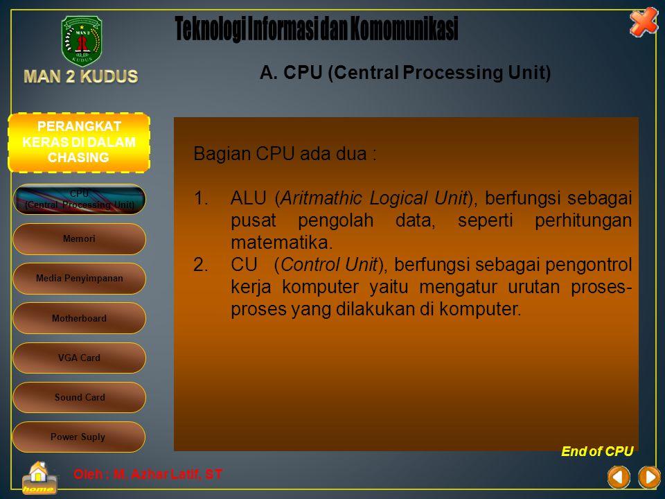 Teknologi Informasi dan Komomunikasi