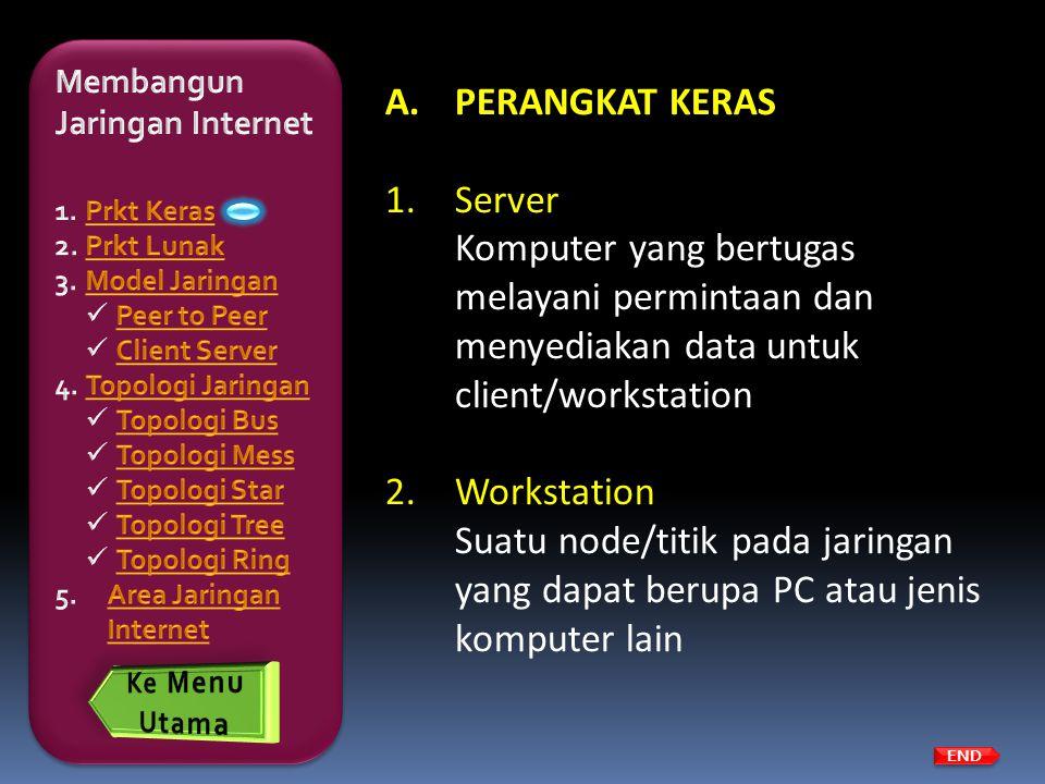 PERANGKAT KERAS Server