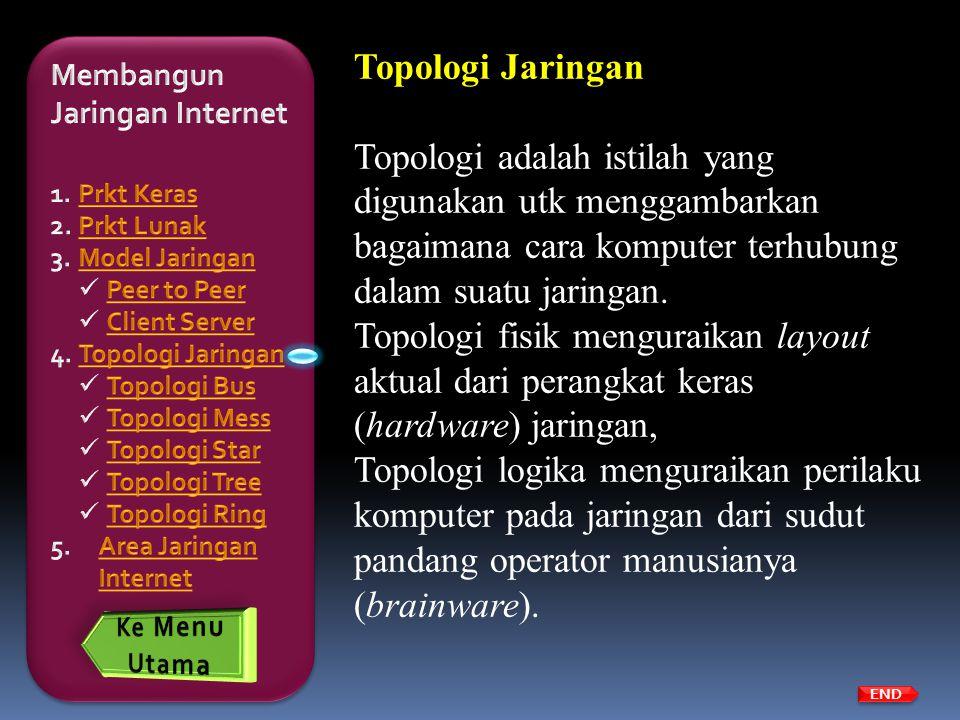 Membangun Jaringan Internet