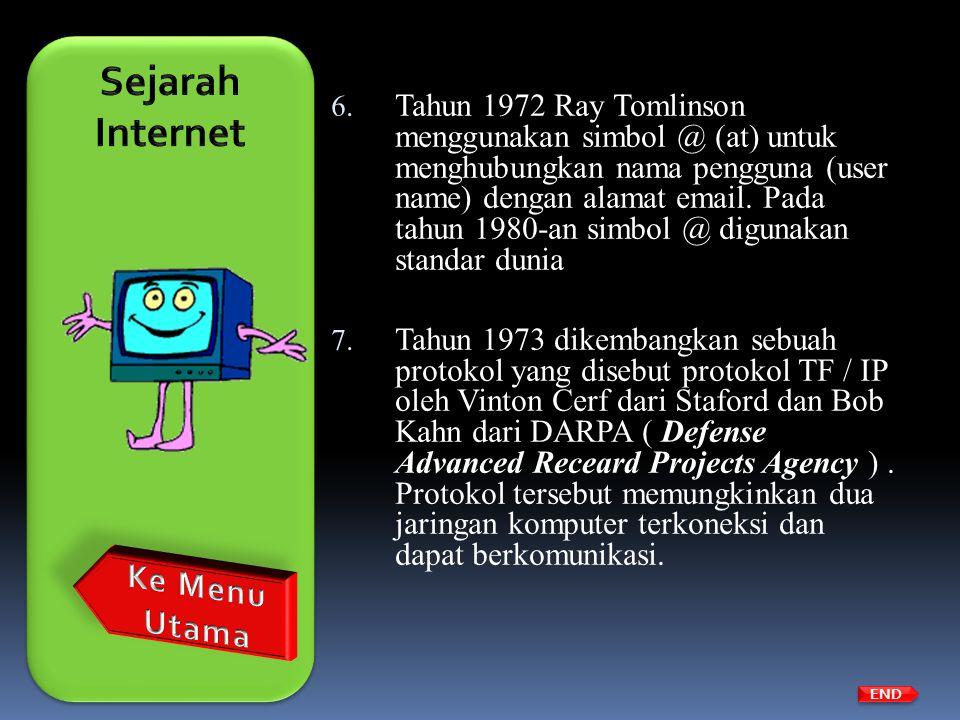 Sejarah Internet Ke Menu Utama Ke Menu Utama