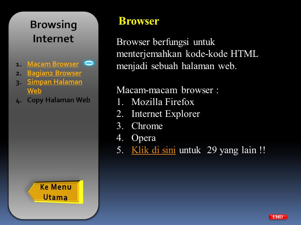 Browser Browsing Internet