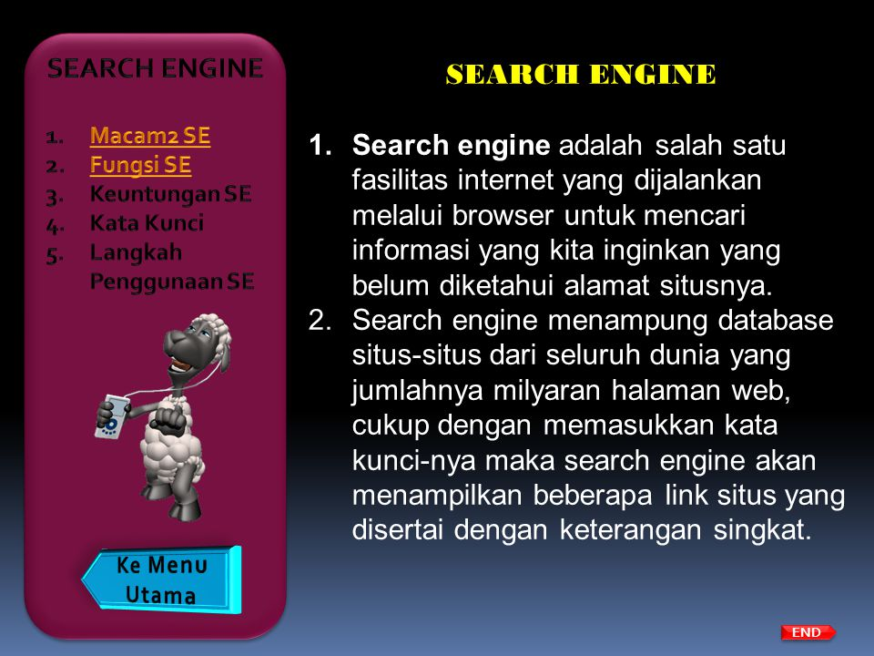 SEARCH ENGINE Search Engine